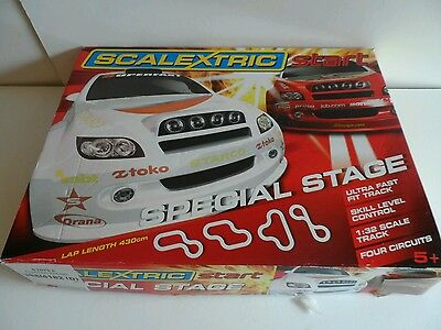 Scalextric Start Set - Special Stage