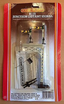 Vintage Hornby Railways R 170 Junction Distant Signal Sealed Unopened