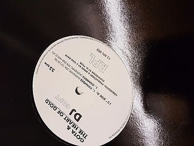 Gota & The Heart of Gold - Changes - RPL  Records - 12""