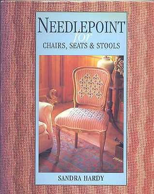 Needlepoint For Chairs And Stools