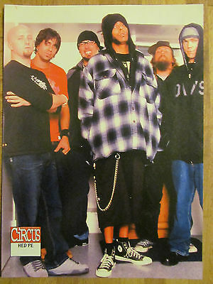 Hed PE, Full Page Pinup
