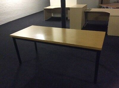 Beech Colour Meeting / Conference Table