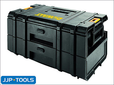 Dewalt TOUGHSYSTEM™ DS250 DEW1-70728 2 Drawer Toolbox