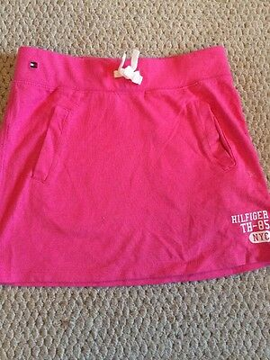 Tommy Hilfiger Size S (6-7 Years) Girls Pink Skirt