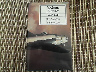 Putnam, Vickers Aircraft Since 1908