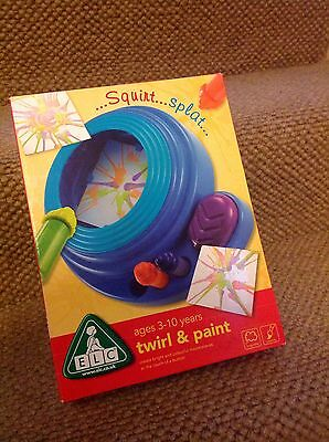 Early Learning Twirl And Paint Kit.
