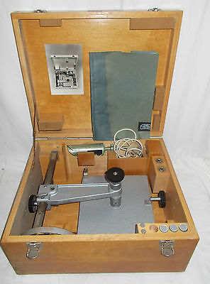 CARL ZEISS Aero-SKETCHMASTER With MANUAL & Case