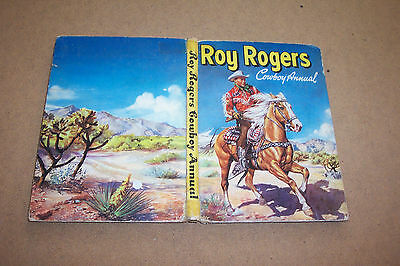 ROY ROGERS COWBOY ANNUAL (1950s)