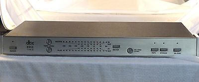 dbx 224X Type II Tape Noise Reduction System, Encode-Decode