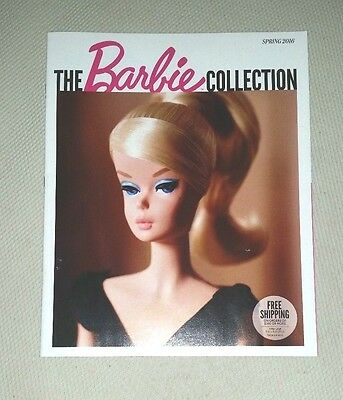The Barbie Collection Magazine Catalog - Spring 2016