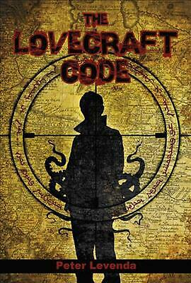 The Lovecraft Code by Peter Levenda (English) Hardcover Book Free Shipping!