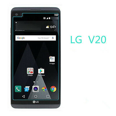 For LG V20  Ultra Thin 9H Real Tempered Glass Screen Protector Guard Film