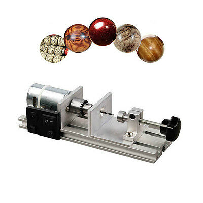 Alloy Pearl Drilling Holing Machine Driller Bead Making Tool Jewelry Punch Maker