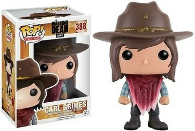 The Walking Dead - Carl (BD) Funko Pop! Television Toy