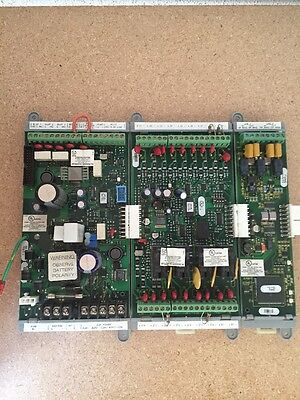EST EDWARDS ZB16-4 CONVENTIONAL BOARD, PS6, And DLD DEV-0350