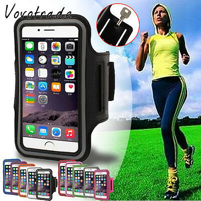 NEW Durable Armband Gym Running Sport Arm Band Cover Case For iphone 7 / 7 Plus
