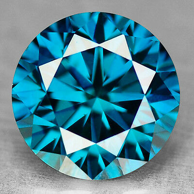 FIERY 0.75 Cts FANCY SPARKLING TITANIC BEST BLUE NATURAL LOOSE DIAMONDS