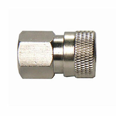 "New Paintball Female Quick Disconnect 1/8"" NPT"