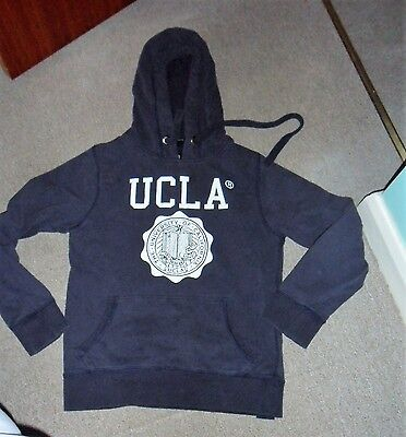 Heritage Age 12/14 Authentic Los Angles Collegiate Wear Hoodie Uni Of California