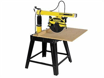 DeWalt DW721KN 240v 2000w 300mm Radial Arm Saw