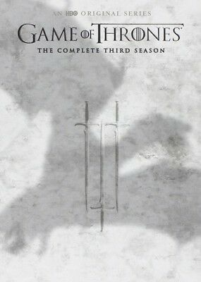 Game Of Thrones: The Complete Third Season [New DVD] Full Frame, Boxed Set, Do