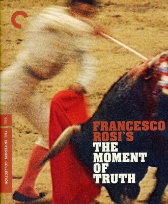 The Moment of Truth (Criterion Collection) [New Blu-ray] Subtitled, Widescreen