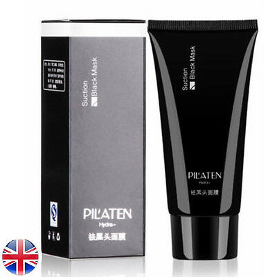60ml Blackhead Remover Peel-Off Facial Deep Cleansing Black Face Mask