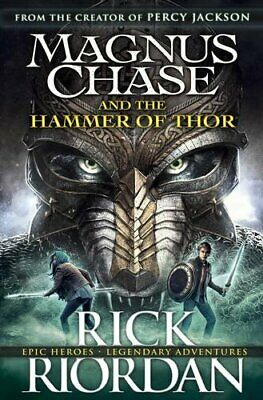 Magnus Chase and the Hammer of Thor (Book 2) by Riordan, Rick Book The Cheap