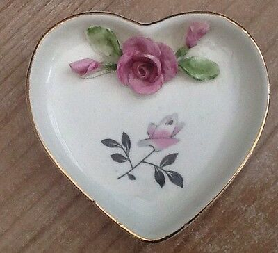 East German Ceramic Pin Dish