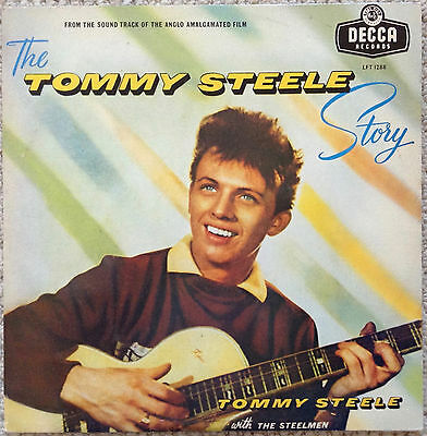 Tommy Steele: The Tommy Steele Story (10-Inch Lp)