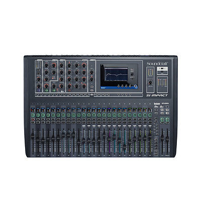 Soundcraft Si IMPACT 32 Channel Digital Mixing Console