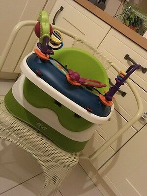 mamas and papas booster seat/high Chair