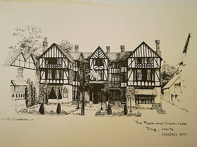The Rose and Crown Hotel, Tring
