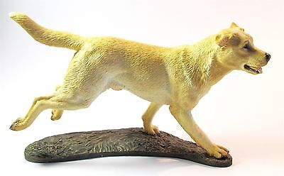 Border Fine Arts Action Dogs Collection Labrador Yellow A20978 New & Boxed