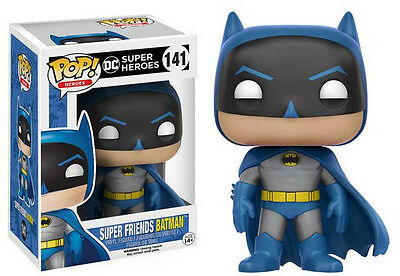 Pop! Heroes: Super Friends Batman FUNKO #141