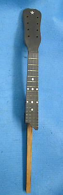 Vintage 50s Silvertone Harmony Parlor USA Lady's 3/4 COWBOY STENCIL Guitar AS IS