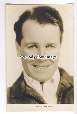 b3499 - Film Actor - Regis Toomey - postcard by Film Weekly