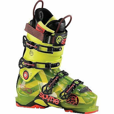 K2 Herren 1042100.1.1 Skischuh Spyne 130 HV Yellow/Red