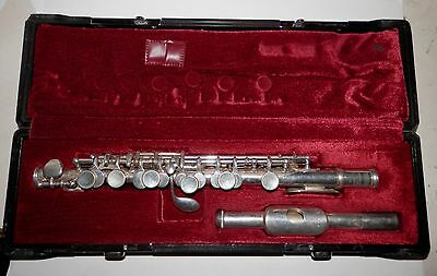 Yamaha YPC35 Silver Plated Piccolo !NORESERVE!