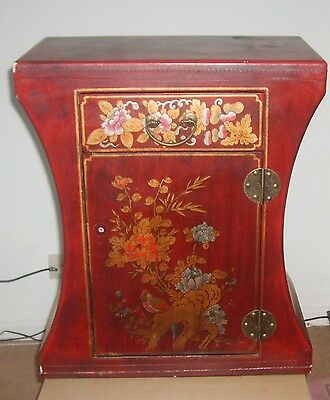 CHINESE CABINET REPRODUCTION  52WX30D X60H cms)