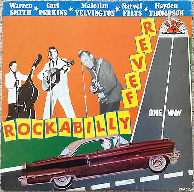 Rockabilly Fever - Various Artists (10-Inch Lp)