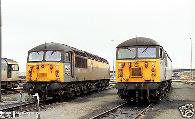 ClasS 56047,56108 Original Railway Negative+ COPYRIGHT