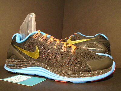 free shipping 337ff 6f9cc ... low cost 2012 nike lunarglide 4 chi chicago marathon black gold red blue  580419 076 12 ...
