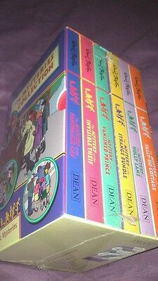 Enid Blyton The Mysteries Collection ( Box set of 6 books)  NEW AND SEALED.
