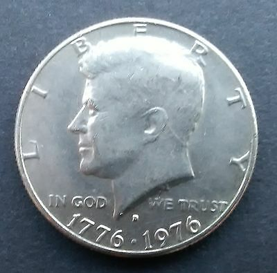 UNITED STATES 1976 KENNEDY HALF DOLLAR coin