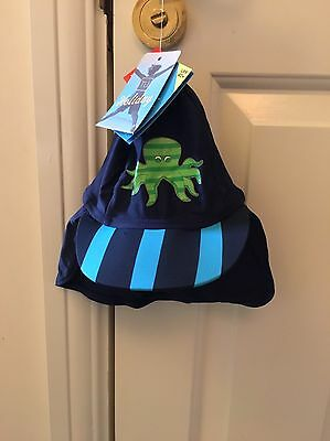 TU Baby Boys Hat With Sun And Swim Protection Size 1-2 Years