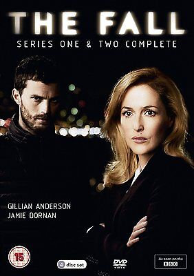 The Fall Series 1 And 2 - New 4 Dvd Set