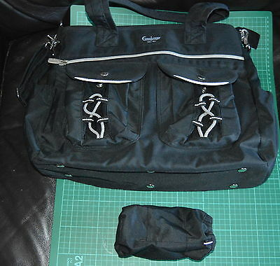 Emmaljunga Bag With Bottle Cosy, Barely Used