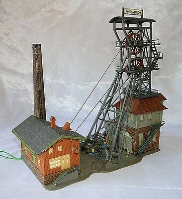 Konigsgrube Coal Mine Structure With Motor,  Faller, N Gauge / Scale