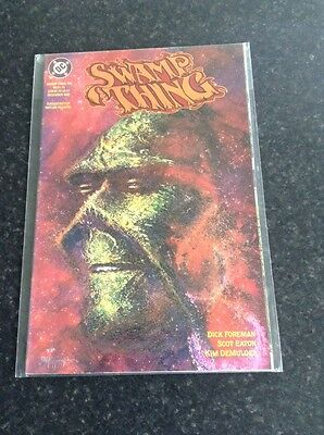 dc comic swamp thing issue 126 dec 1992